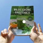 Wilde Grüne Smoothies, Buch