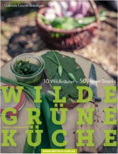 Buchtitel Wilde Grüne Küche